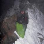Bivak 4700 méteren