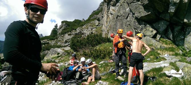 Nyárindító mászótalálkozó