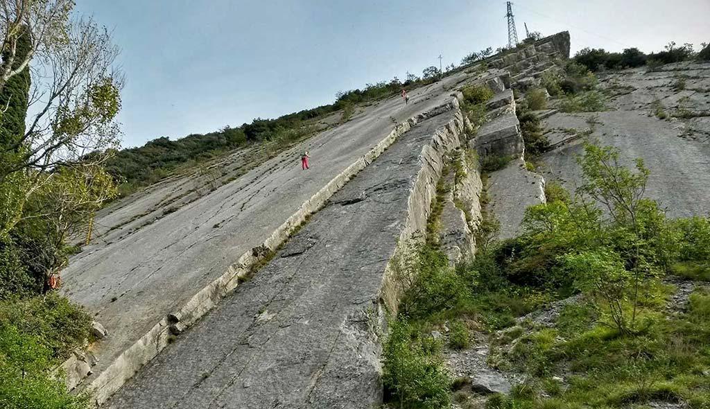 """Bentlakásos sziklamászó tanfolyam """"SZM2"""" - Arco, Garda-tó"""