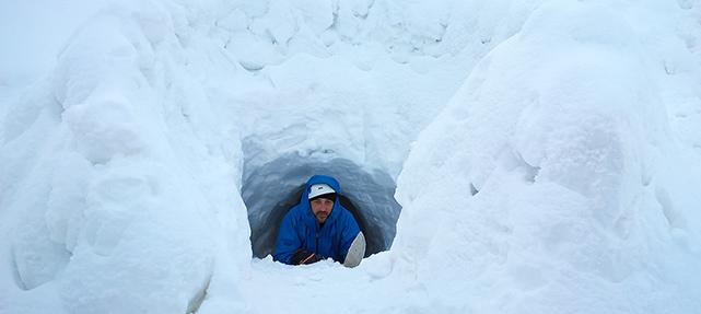 Téli alpesi hegymászó tanfolyam @ Excelsior