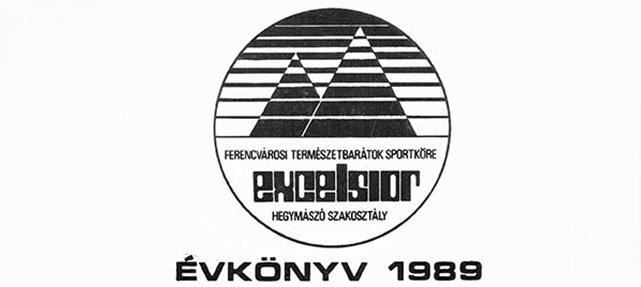 Excelsior Évkönyv 1989-ből