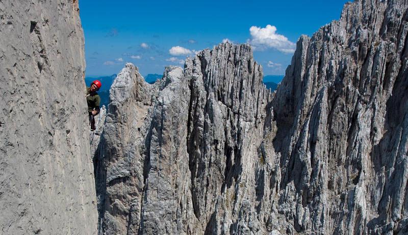 Wilder Kaiser mászótábor - haladóknak