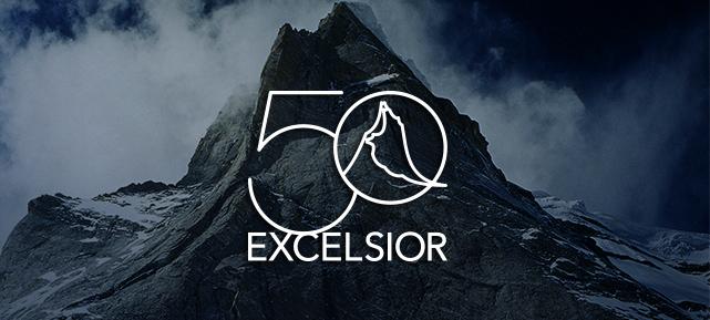 Excelsior 50: Köszönetnyilvánítás