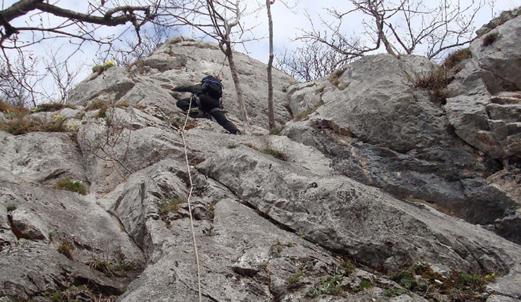 Grazer Bergland mászótábor