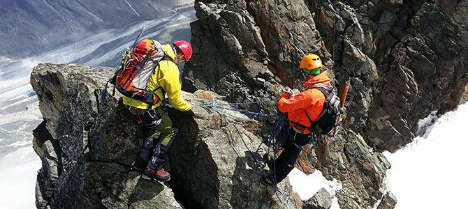 Grossglockner – Matterhorn – Piz Badile