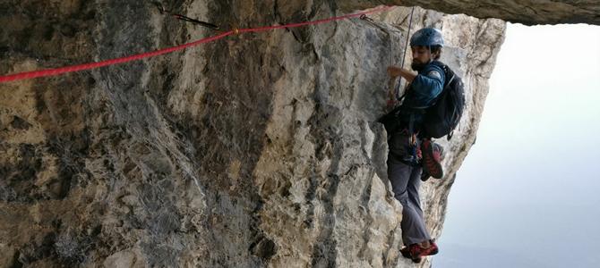 Két út a Monte Colodri-ra