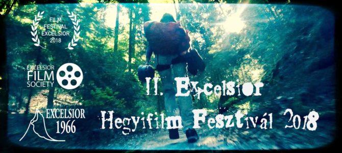 II. Excelsior Hegyifilm Fesztivál