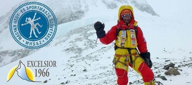 Legyél tagja az MHSSZ 12 fős VIP hegymászó csapatának!