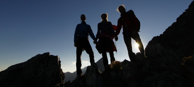 Nyári alpesi hegymászó tanfolyam – jelentkezz!