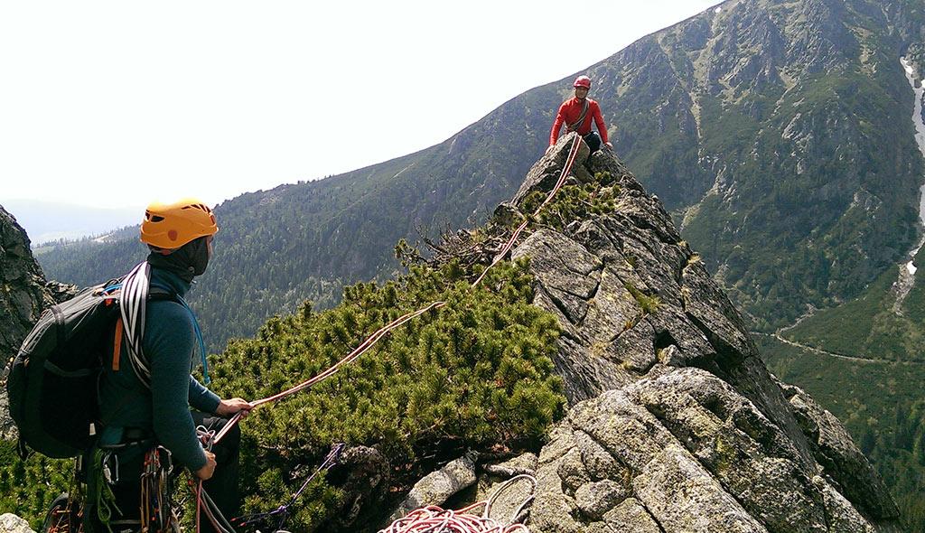 Szezonnyitó mászótalálkozó a Magas-Tátrában