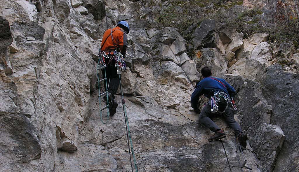 Mesterséges mászótanfolyam