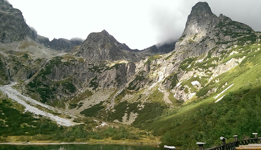 Zöld-tavi mászótábor